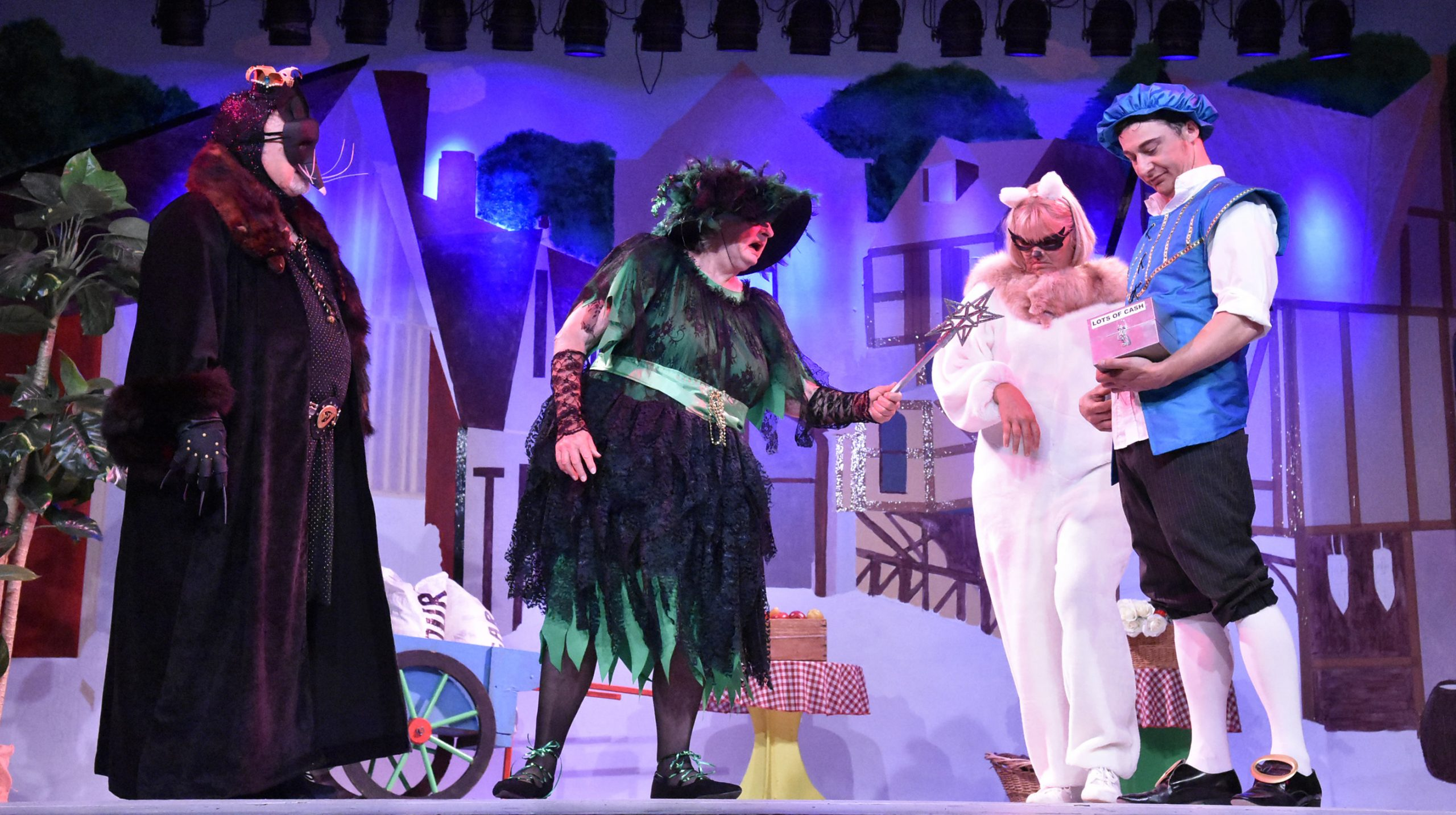 Trouble 07 – Licensed to Panto is a license to laugh
